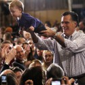 thumbs mitt romney funny photo 49
