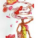 thumbs bacon painting malewska 13