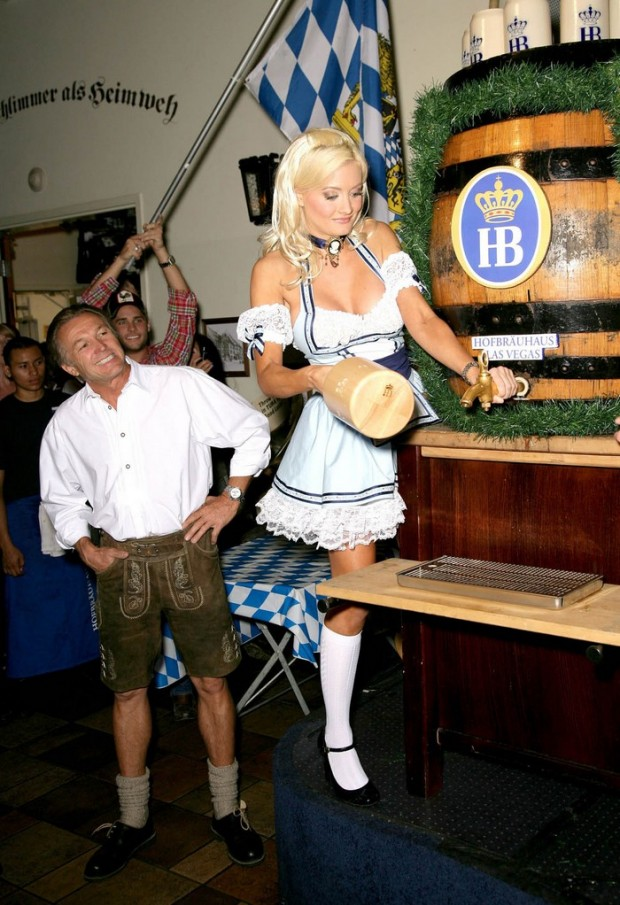 Beer And Boobs With Holly Madison