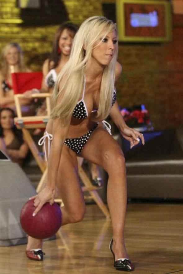 Trucks And Toys >> Bikini Bowling