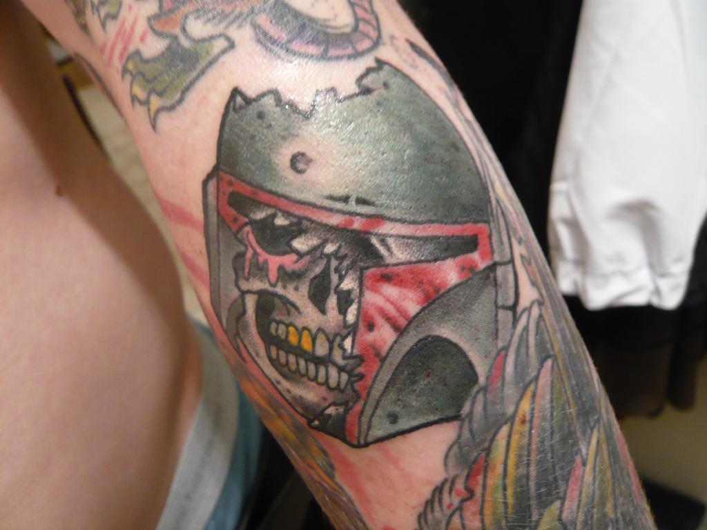 Why We Love Boba Fett Darth Vader Tattoo