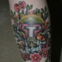 thumbs hello kitty boba fett tattoo 200x300