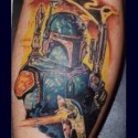 thumbs new boba fett