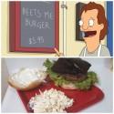 thumbs beets burger