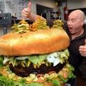 thumbs huge hamburger 04