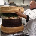 thumbs huge hamburger 09