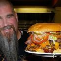 thumbs huge hamburger 12