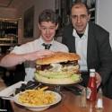 thumbs huge hamburger 15
