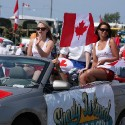thumbs sexy canada day girls 2