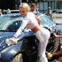 thumbs star wars car wash 07
