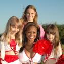 thumbs arizona cardinals girls 138
