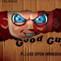thumbs chucky the good guy by inkjava