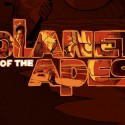 thumbs planet of the apes  wallpaper  by inkjava