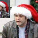 Vince Vaughn in a Santa hat, filming scenes for a new movie in Chicago, IL.<P>Picture by: St. Clair /Ambler<br><B>Ref: ASNY JRANY 070107 A  <B/><P><B>Splash News and Pictures</B><br>Los Angeles:	310-821-2666<br>New York:	212-619-2666<br>London:	207-107-2666<br>photodesk@splashnews.com<br>www.splashnews.com