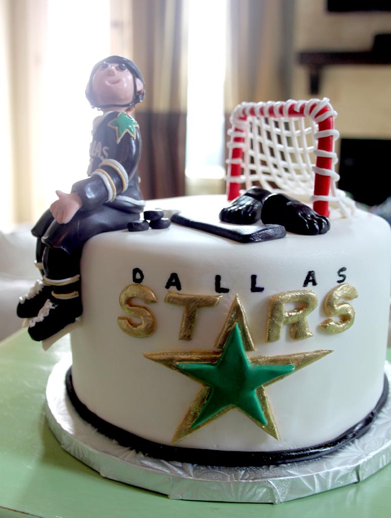 National Hockey League Cakes