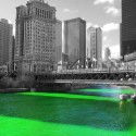 thumbs chicago river green dye st patricks day 15