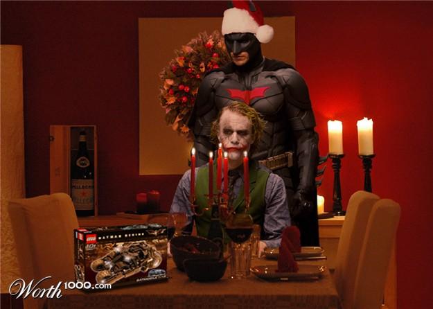 Merry Christmas, Batman