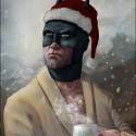 thumbs christmas batman