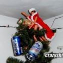 thumbs christmas beer tree ornaments 44