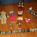 thumbs christmas beer tree ornaments 49