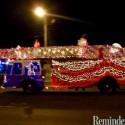 thumbs christmas lights truck 14