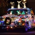 thumbs christmas lights truck 15