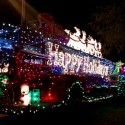 thumbs christmas lights truck 18
