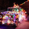 thumbs christmas lights truck 19