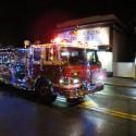 thumbs christmas lights truck 24