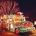 thumbs christmas lights truck 31