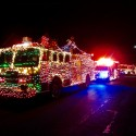 thumbs christmas lights truck 48