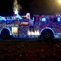 thumbs christmas lights truck 49