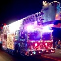 thumbs christmas lights truck 51