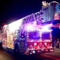 thumbs christmas lights truck 51