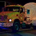 thumbs christmas lights truck 52