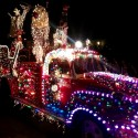 thumbs christmas lights truck 62