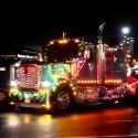 thumbs christmas lights truck 66