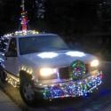 thumbs christmas lights truck 9