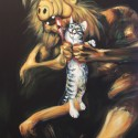 alf_devouring_his_cat_by_wytrab8-d4xc2j2