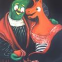 amorous_pony_and_clay_man_by_wytrab8-d5xdi4n