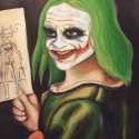 thumbs young joker holding a drawing by wytrab8 d41qqt7