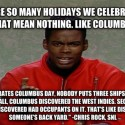thumbs columbus day humor 14