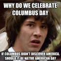 thumbs columbus day humor 21