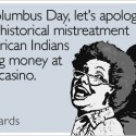 thumbs columbus day humor 32