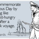 thumbs columbus day humor 39