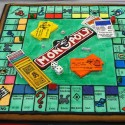 thumbs monopoly cake