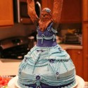 thumbs princess chewbacca birthday cake 2 e1449242735100