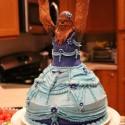 thumbs princess chewbacca birthday cake 2 e1449242735100