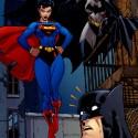 thumbs female batman and superman