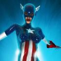 thumbs female captain america 3